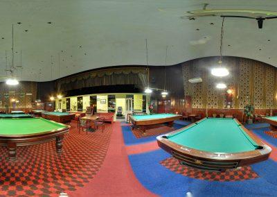 Subway Pool Café